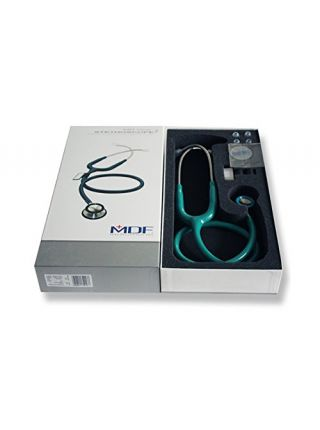 Стетоскоп MD One 777 Stainless Steel Dual Head Stethoscope MDF MDF777